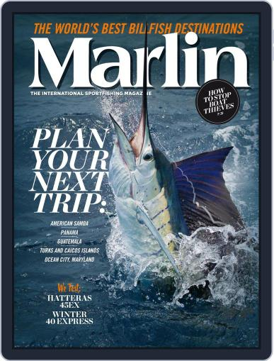 Marlin August 1st, 2015 Digital Back Issue Cover