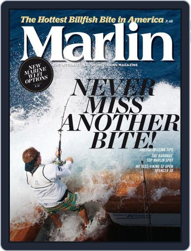 Marlin June 1st, 2015 Digital Back Issue Cover
