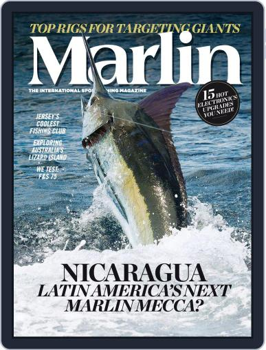 Marlin (Digital) April 1st, 2015 Issue Cover