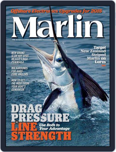 Marlin (Digital) September 13th, 2014 Issue Cover