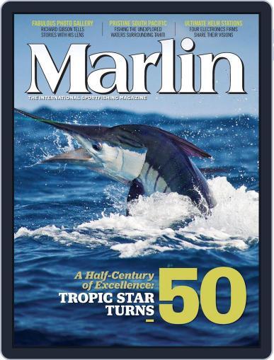 Marlin (Digital) February 15th, 2014 Issue Cover