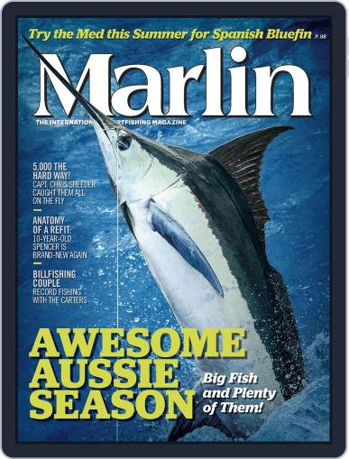 Marlin (Digital) January 11th, 2014 Issue Cover