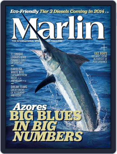 Marlin October 19th, 2013 Digital Back Issue Cover