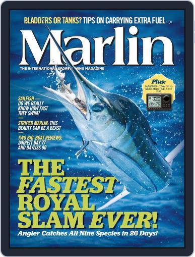 Marlin (Digital) July 20th, 2013 Issue Cover