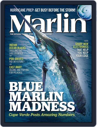 Marlin May 18th, 2013 Digital Back Issue Cover