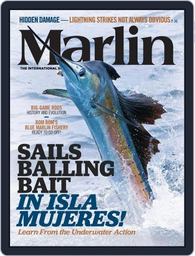 Marlin (Digital) March 16th, 2013 Issue Cover