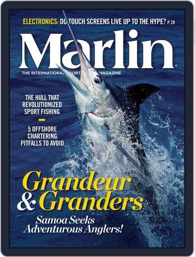 Marlin (Digital) October 13th, 2012 Issue Cover