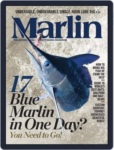 Marlin (Digital) September 15th, 2012 Issue Cover