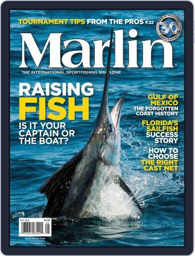 Marlin (Digital) March 17th, 2012 Issue Cover