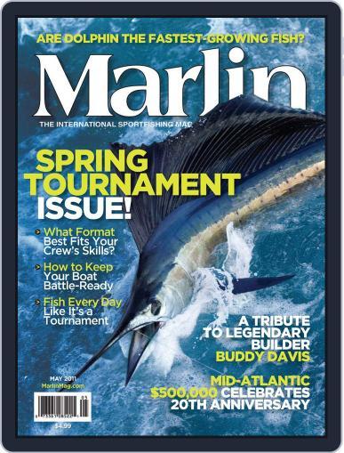 Marlin (Digital) March 11th, 2011 Issue Cover