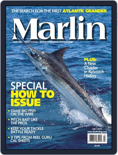 Marlin (Digital) May 15th, 2010 Issue Cover