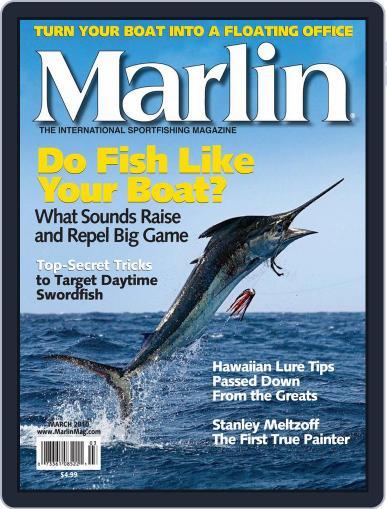 Marlin (Digital) February 20th, 2010 Issue Cover