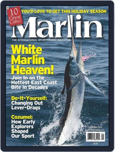 Marlin (Digital) November 21st, 2009 Issue Cover