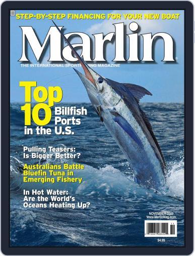 Marlin (Digital) October 17th, 2009 Issue Cover