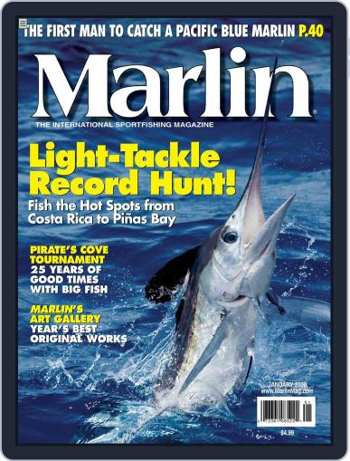 Marlin (Digital) November 22nd, 2008 Issue Cover