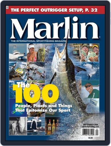 Marlin July 19th, 2008 Digital Back Issue Cover