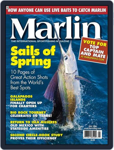 Marlin (Digital) May 12th, 2008 Issue Cover