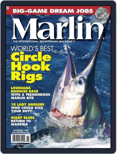 Marlin October 21st, 2006 Digital Back Issue Cover