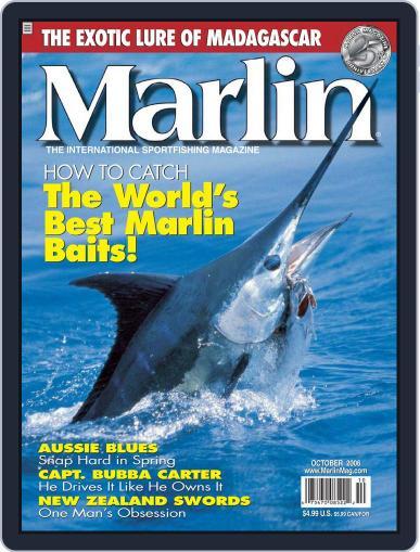 Marlin (Digital) September 16th, 2006 Issue Cover