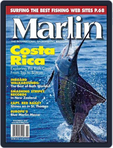 Marlin October 29th, 2005 Digital Back Issue Cover