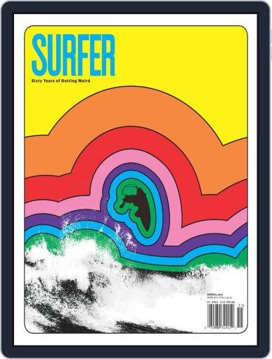 Surfer (Digital) January 28th, 2020 Issue Cover