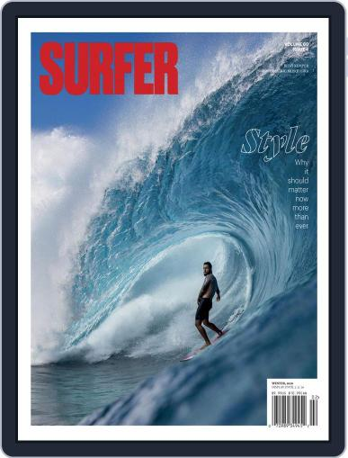 Surfer (Digital) October 8th, 2019 Issue Cover