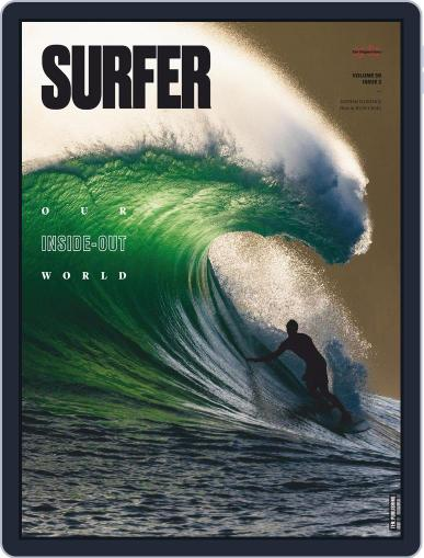Surfer (Digital) May 1st, 2018 Issue Cover