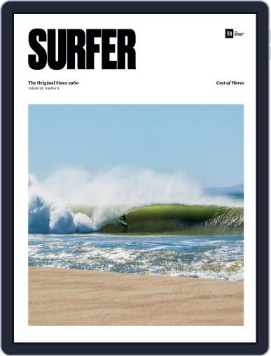Surfer (Digital) February 1st, 2018 Issue Cover