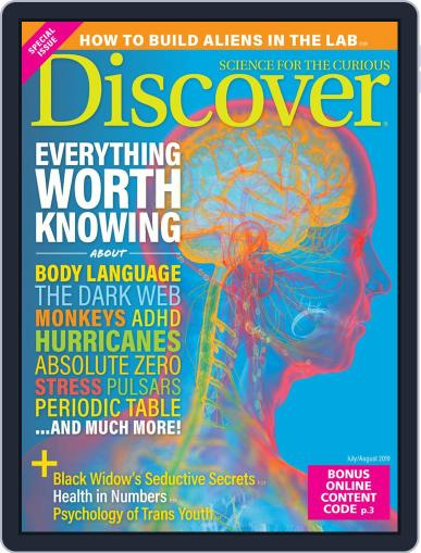 Discover Digital Back Issue Cover