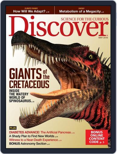 Discover (Digital) Cover