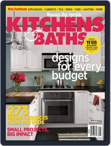 Kitchen & Baths (Digital) February 28th, 2012 Issue Cover