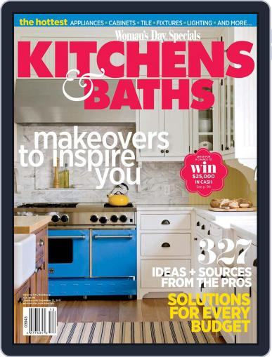 Kitchen & Baths (Digital) August 31st, 2011 Issue Cover