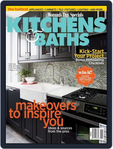 Kitchen & Baths (Digital) March 8th, 2011 Issue Cover