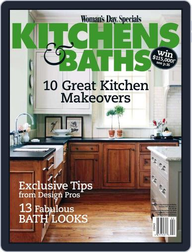 Kitchen & Baths (Digital) October 21st, 2010 Issue Cover