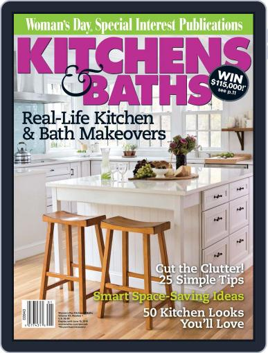 Kitchen & Baths March 16th, 2010 Digital Back Issue Cover