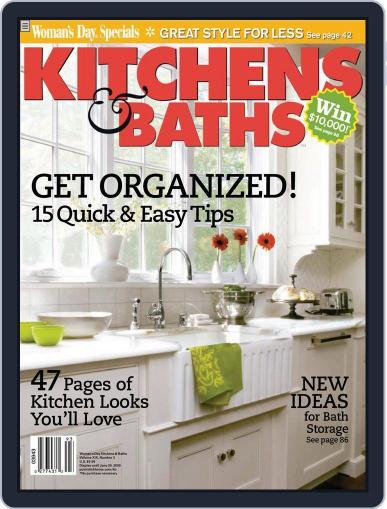 Kitchen & Baths April 21st, 2009 Digital Back Issue Cover
