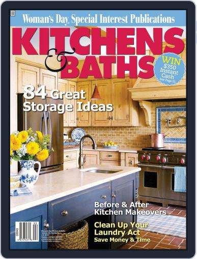 Kitchen & Baths (Digital) February 24th, 2009 Issue Cover