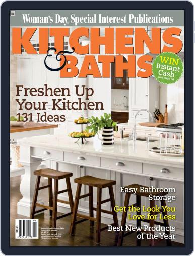 Kitchen & Baths (Digital) January 14th, 2009 Issue Cover