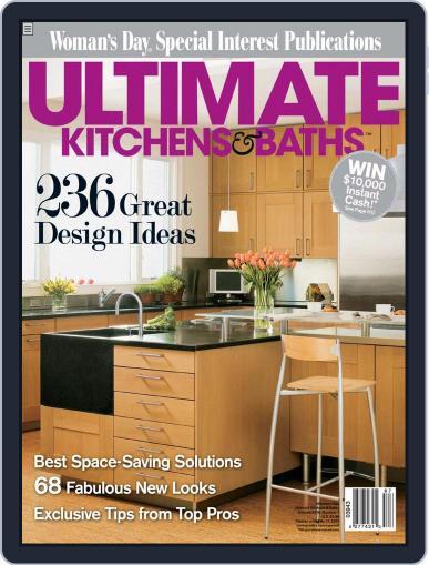 Kitchen & Baths (Digital) December 9th, 2008 Issue Cover