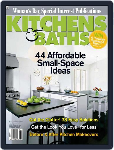 Kitchen & Baths (Digital) September 2nd, 2008 Issue Cover