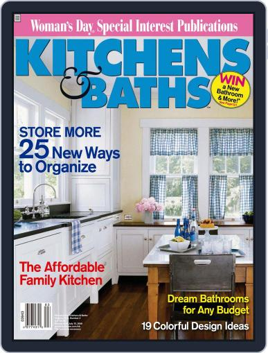 Kitchen & Baths (Digital) April 22nd, 2008 Issue Cover