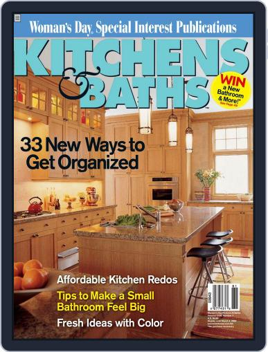 Kitchen & Baths (Digital) January 8th, 2008 Issue Cover