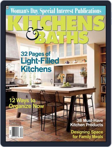 Kitchen & Baths (Digital) November 1st, 2007 Issue Cover