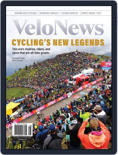 Velonews Magazine (Digital) July 1st, 2020 Issue Cover