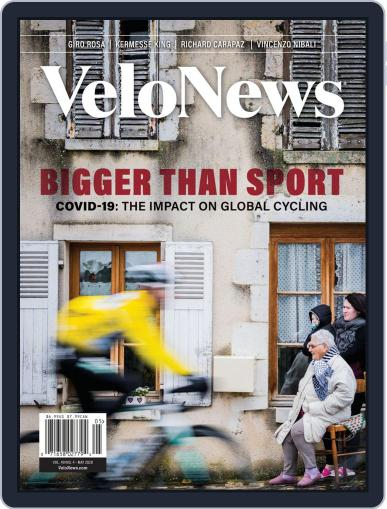 Velonews Magazine (Digital) May 1st, 2020 Issue Cover