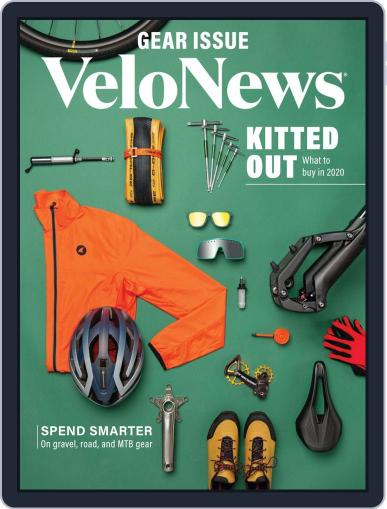 Velonews Magazine (Digital) March 3rd, 2020 Issue Cover