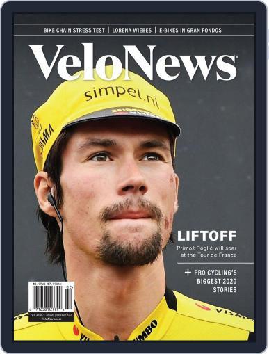 Velonews Magazine (Digital) January 1st, 2020 Issue Cover