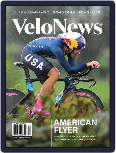 Velonews Magazine (Digital) November 1st, 2019 Issue Cover