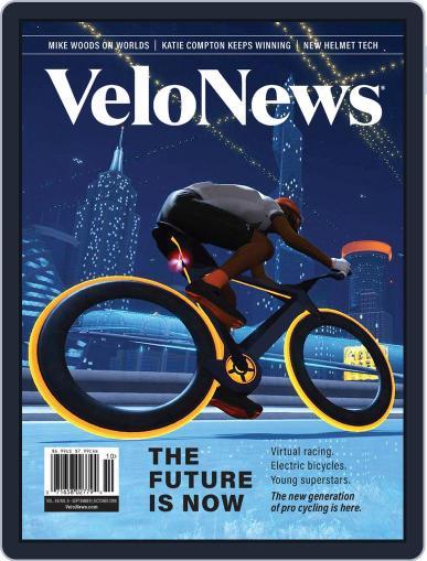 Velonews September 1st, 2019 Digital Back Issue Cover