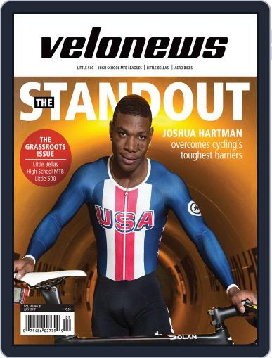 Velonews July 1st, 2017 Digital Back Issue Cover